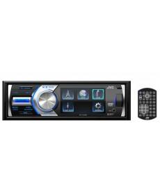 1DIN Магнитола JVC KD-AV300EE (DVD)