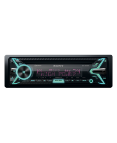 1DIN Магнитола Sony MEX-XB100BT