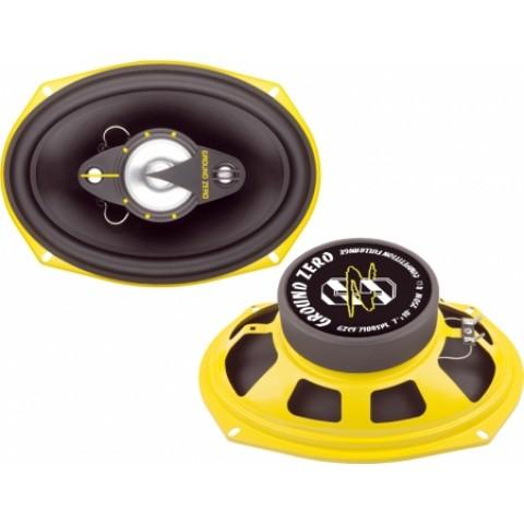 Коаксиальная акустика GROUND ZERO GZCF 7104 SPL