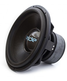 Сабвуфер Pride Car Audio T-18v3
