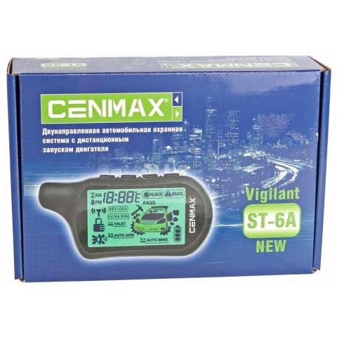 Сигнализация Cenmax VIGILANT ST-6A