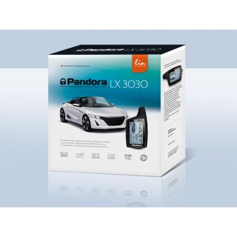Сигнализация Pandora LX 3030x