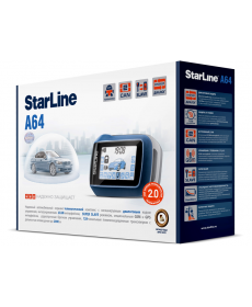 Сигнализация StarLine A64 2CAN 2SLAVE