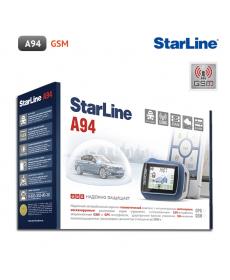 Сигнализация StarLine A94 2CAN GSM SLAVE