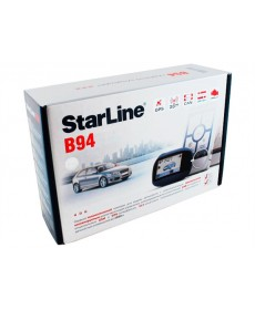 Сигнализация StarLine B94 GSM 2CAN SLAVE