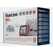 Сигнализация StarLine D94 GSM/GPS 2CAN 2SLAVE