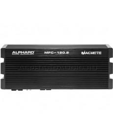 Усилитель Alphard MACHETE MFC120.2