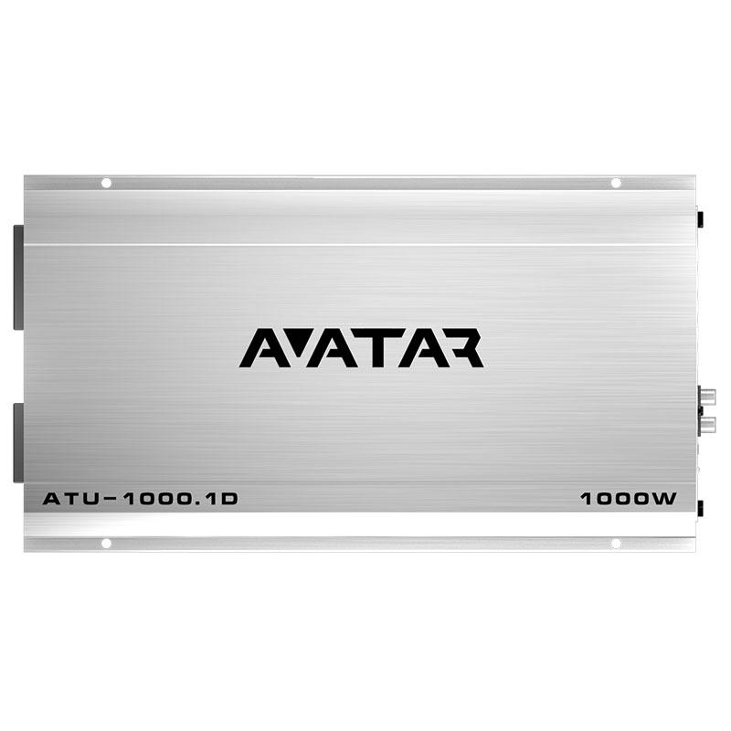 Автомобильный усилитель Avatar ATU-1000.1 - фото 2